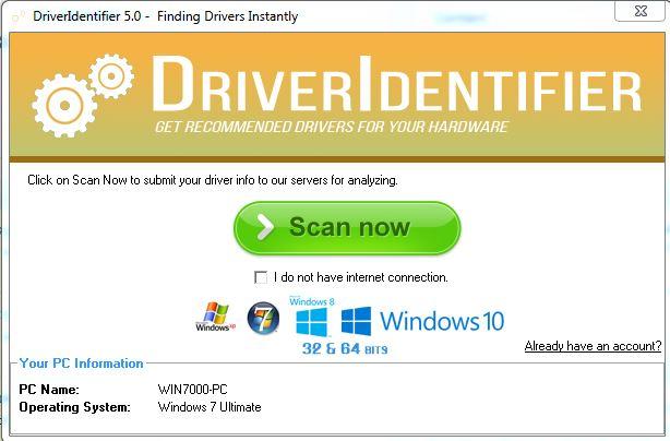 driveridentifier 5 0